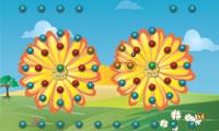 The Sun bouncing balls