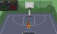Spalding juvenile basketball