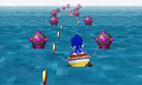 Sonic Rush Adventure Flash