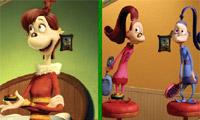 Horton Hears A Who Similarities