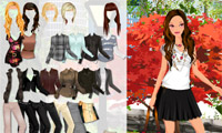 Early Fall Fashion Dress Up