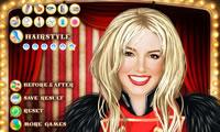 Makeover Britney Spears