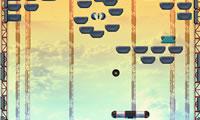 The sky pinball