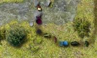 Scorched Land Defence