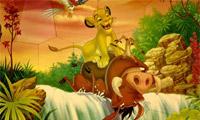 Puzzle Mania Lion King