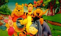 Puzzle Mania Winnie The Pooh
