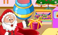 Baking With Santa