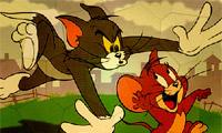 Puzzle Mania Tom Jerry