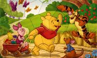 Puzzle Mania Winnie The Pooh 2
