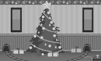 Grayscale Escape Christmas