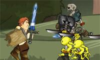 Gladiator Castle Wars
