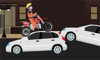 Naruto Bike Skills