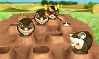 Mama Farm Hit The Moles
