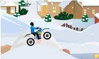 Winter Bike Racing