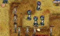 Maho VS Zombies