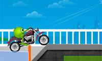 Monster University Bike