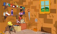 Quiet Storeroom Escape
